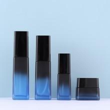 Упаковка косметической тары в стеклянные банки