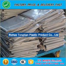1000D/9x9,1000gsm Grey PVC soundproof sheet for building