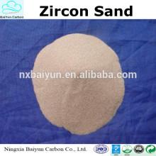 Fabricante de areia de zircão a preços competitivos em mineral