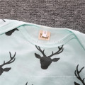 2017 мода дешевые высокое качество хлопок сплошной цвет ,нашивки детские спальные мешки Рождество
