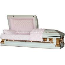 Jeff White 32 onces cuivre cercueil