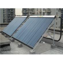 Split Tubular Solar Warmwasser mit Wärmeleitung (SOLAR WASSER HEIZUNG, ISO9001, SOLAR KEYMARK, CE, SRCC, EN12975)