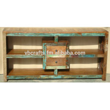 recycled wooden sideboard