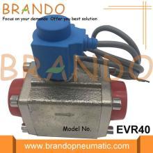 Válvulas solenóides de refrigeração EVRA 40 NH3 / Amônia