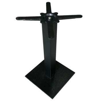 hot sale black table base cast iron
