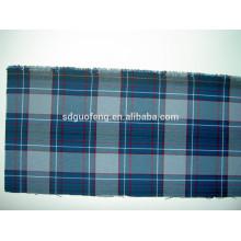 Combed CVC Stripe Shirting Fabric 40*40 140*86 cotton shirting fabrics