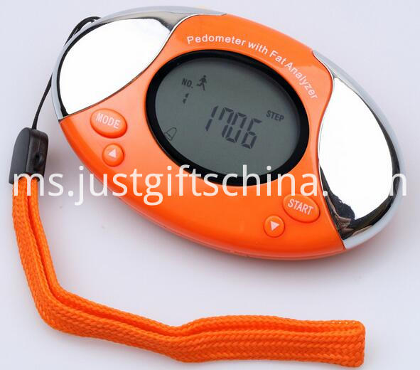 Promotional Multi-function Pedometers