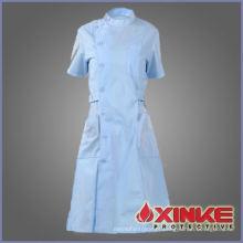 Vestidos hospitalares descartáveis