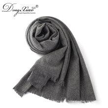 Le prix concurrentiel en gros la prière de Noël châle Wrap personnaliser tricot écharpe en cachemire