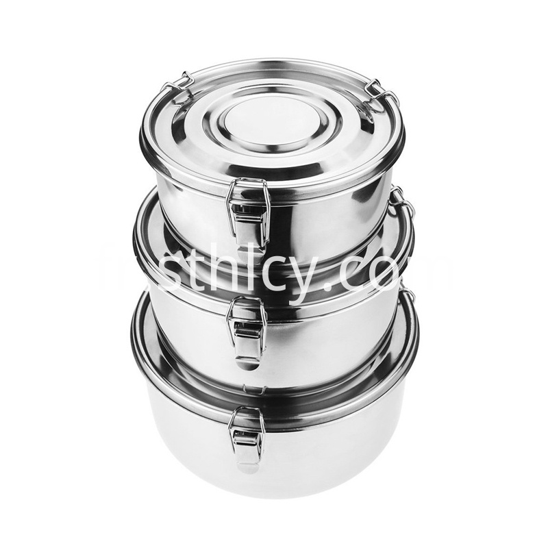 Hot Sell Leakproof Stainless Steel Food Container