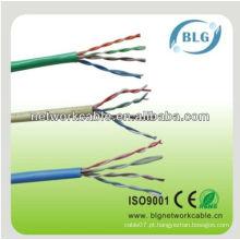 Cable do lan do cat do utp cat5e / cat5e / China cabo do lan do cat5e da fábrica
