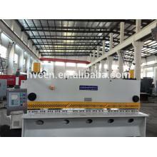 QC11Y-16 * 3200 hydraulische NC niedrigen Preis mit Metallplatte Schneidemaschine