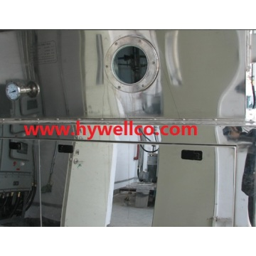 Mesin Pengeringan Fluidized-Bed Horizontal