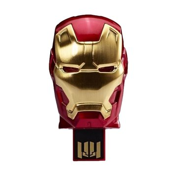 Popular Cool Ironman Máscara USB Flash Drive