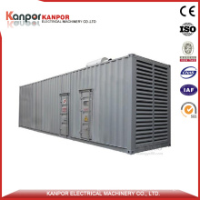 Shangchai Engine Sc25g610d2 400kw 500kVA Generators Good Price
