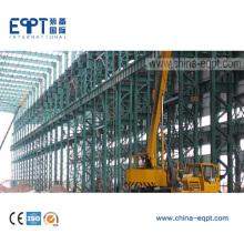 Structure en acier de construction en acier de haute qualité