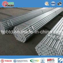 Carbon Hot Rolled Galvanized Seamless Steel Pipe