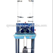 wind ,control and push mechanism cocoon bobbin wind machine