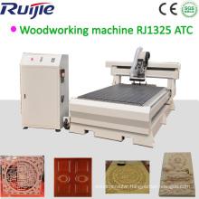 Woodworking CNC Router CNC Carving Machine (RJ1325)