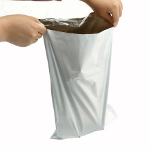 Custom biodegradable envelope  plastic mailing bags use for packaging  materials goods
