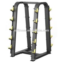 máquina de força Barbell Rack XP33