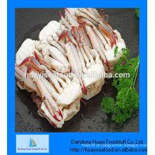Melhor qualidade congelados corte caranguejo