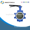 lug/wafer/flanged butterfly valve TLBV024L