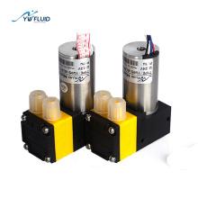 YW05-A-BLDC 12V 24V Brushless Diaphragm Pump Single Head Oil-free Fresh Water Pump 320ml/min Air Diaphragm Pump 3L/min