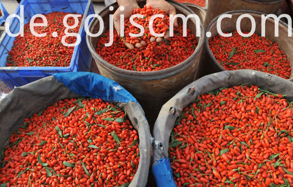 Goji Wolfberry Juice Taste Delicious