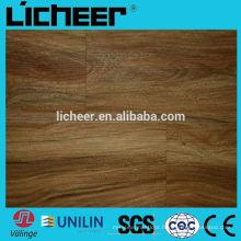 Valinge click OAK Vinyl Floors Planks With Fiberglass/vinyl tiles/embossed surface vinyl floor