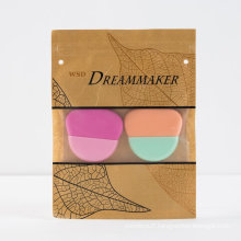 China Wholesale Custom High Quality Cosmetic Powder Puffs