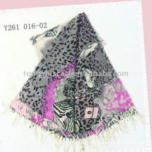 wool pashmina scarf/pashmina shawl, support small order with assorted colors