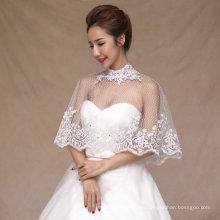 Envolturas nupciales Wedding la venta al por mayor del mantón de la novia