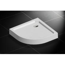 Floor Mounting Round Shape SMC Shower Tray