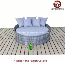Steel Grey Small Daybed (1514)