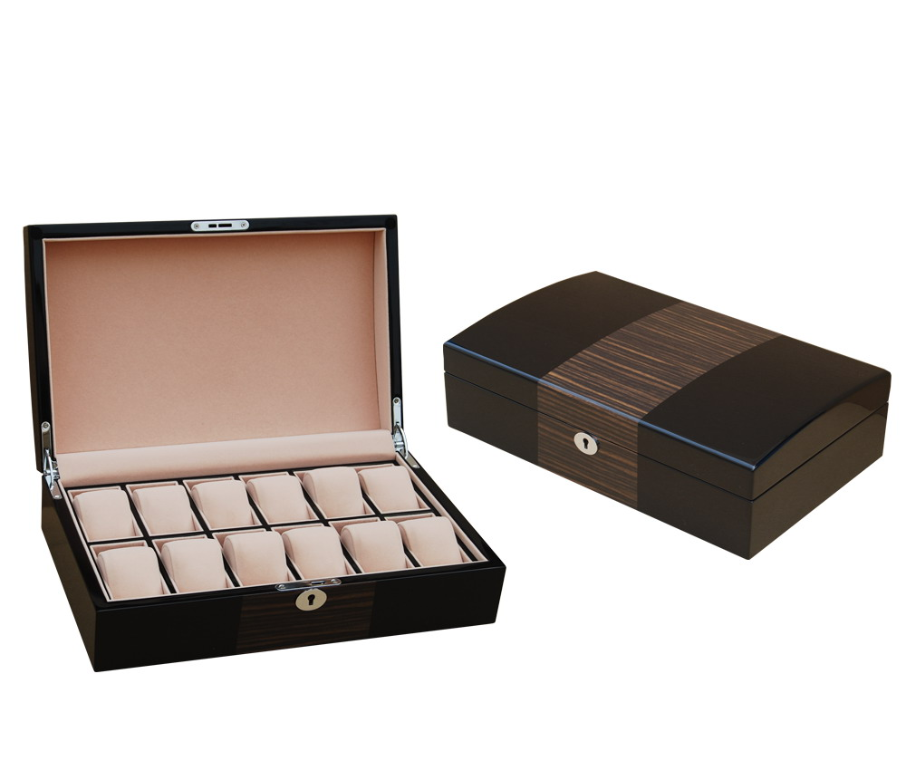 Wb 3054 Watch Case Display With Lock
