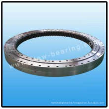 Double Row Ball Internal Gear Slewing Bearing for autocrane