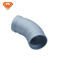 stainless steel 45dgree grooved elbow
