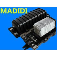 Cierre de unión de cable de fibra óptica -144 Cores