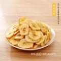 Productos agrícolas al por mayor chips de plátano de alta calidad