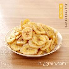 Prodotti agricoli all'ingrosso Chip di banana di alta qualità