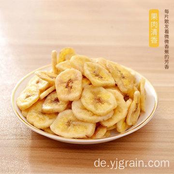 Großhandel Landwirtschaftsprodukte Hochwertige Bananenchips