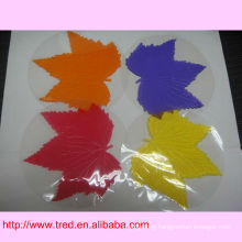 The magical maple leaf sticky/ anti slip pad for car inner decoration accesories