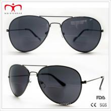 Classical and Hot Sales Bifocal Lens Metal Sunglasses (30037)