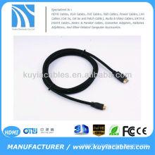 Gold Mini HDMI для HDMI 1.5M для SONY CANON HD CAM
