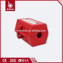 OEM Boshi Safety Rugged PP электрические блокирующие устройства для блокировки штепсельной вилки ABS BD-D41