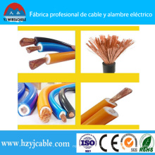 Yh Yhf 50mm2 70mm2 PVC / Caucho de soldadura Cable / Cable de la batería