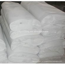 65% полиэстер 35% хлопок поплин ткань процесс усадки и обесцвечивания