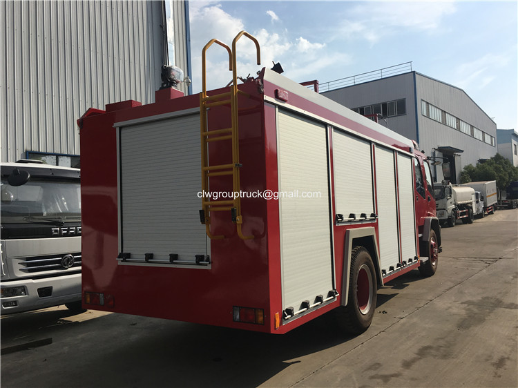 6000l Fire Engines