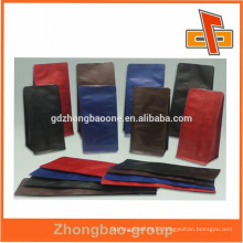 china wholesale plastic coffee bag with valve, coffee packing bag